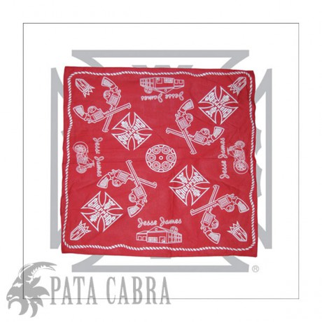 BANDANA RED WCC
