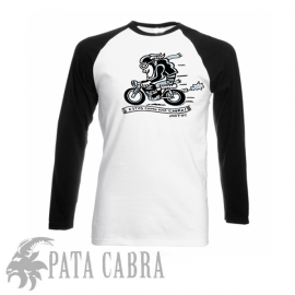 CAMISETA PATACABRA CAFE RACER LARGA