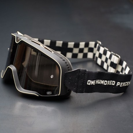 GOGGLES BARSTOW CLASSIC SILVER