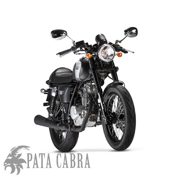 moto mash cafe racer euro4 125cc. Black Bedroom Furniture Sets. Home Design Ideas