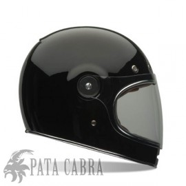 CASCO BELL INTEGRAL BULLIT SOLID BLACK